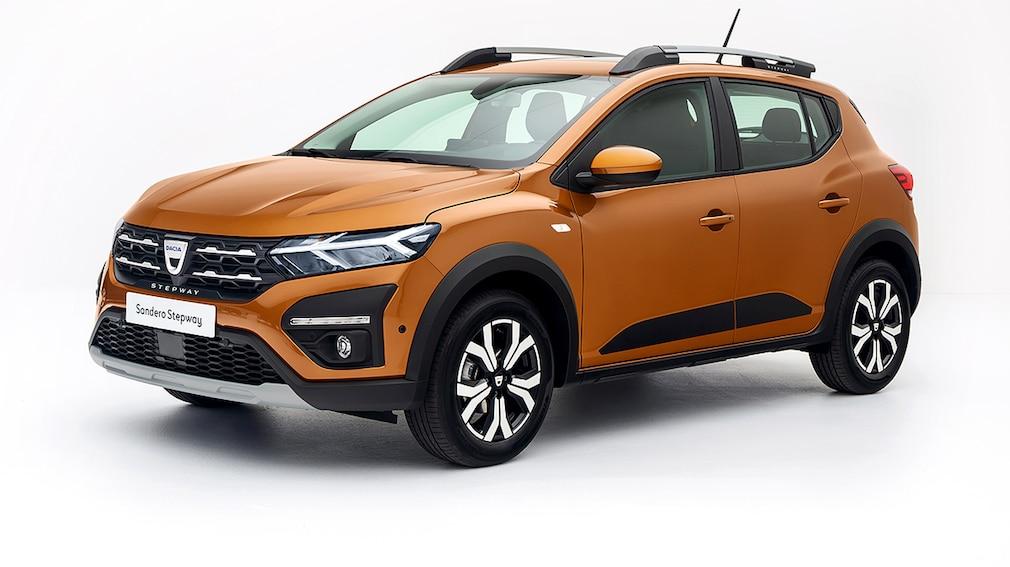 Dacia Sandero Stepway  !! SPERRFRIST  29. September 202006:00 Uhr !!