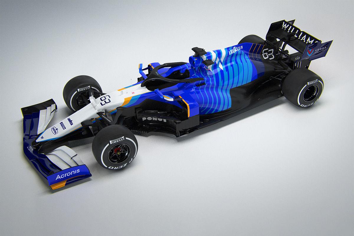 Formel 1 2021: Die neuen Autos