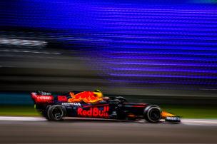 Red Bull wird zum Motorhersteller