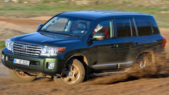 Toyota Land Cruiser: Gebrauchtwagen-Test