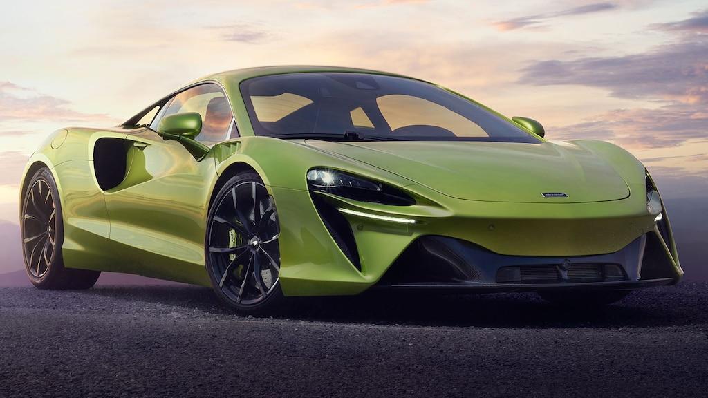 Neuer Hybrid-Supersportler von McLaren