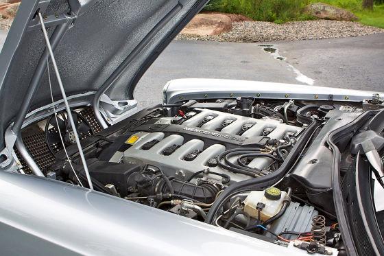 Mercedes SL 600 Silver Arrow