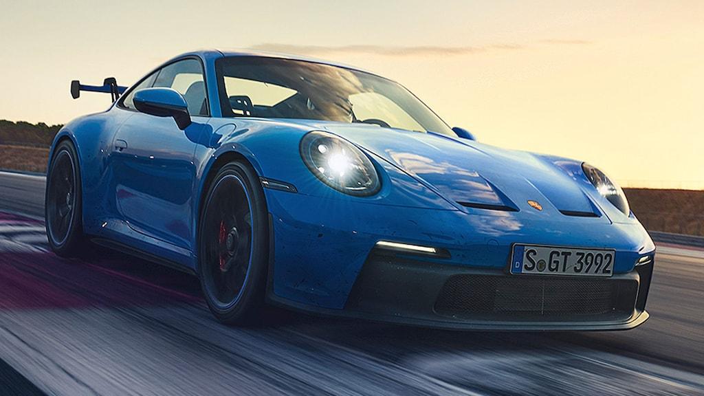 Neuer 911 GT3 auf der Nordschleife