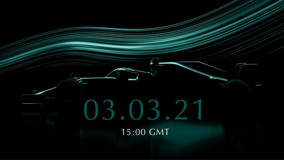 Formel 1 Neuer Aston Martin Soll Ein Vettel Auto Werden Autobild De