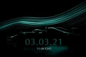 Neuer Aston Martin soll ein Vettel-Auto werden