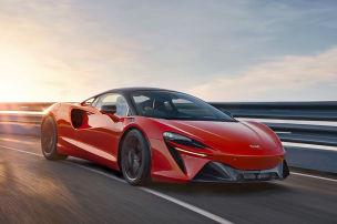 Der Hybrid-McLaren ohne R�ckw�rtsgang