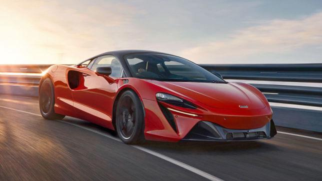 McLaren Artura (2021): neu