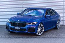 dÄHLer BMW 7er G12 745Le