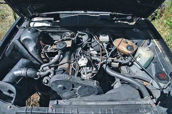 VW Passat Variant 32b Turbo diesel