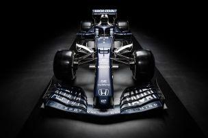 Formel 1: Alpha Tauri