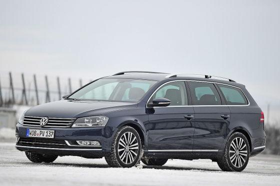 VW Passat Variant 1.8 TSI