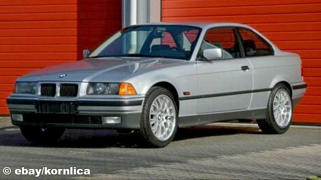 Neuwertiges BMW 328i Coupé zu verkaufen