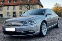 Gepflegter VW Phaeton für unter 12.000 Euro