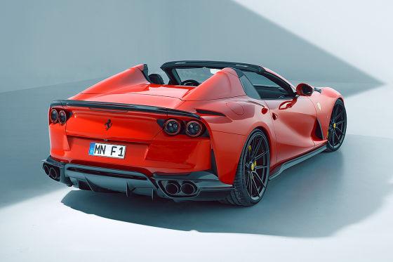 NOVITEC FF12GTS (Ferrari 812 GTS)