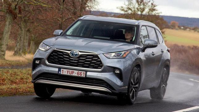 Toyota Highlander Hybrid im Test