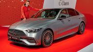 Das ist die neue Mercedes C-Klasse