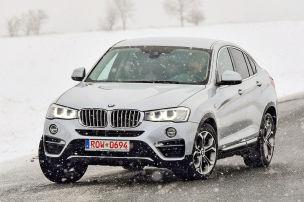 Der X4 ist ein BMW f�r Aufsteiger
