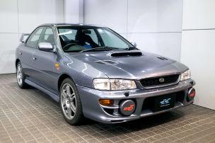 1999er Subaru zum Mega-Preis verkauft