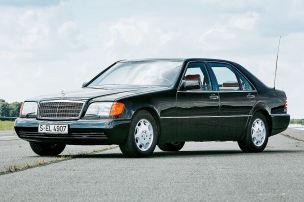 Mercedes S-Klasse (W 140)