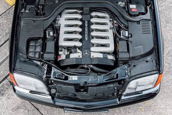 Mercedes 600 SEL (W 140)