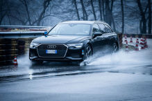 Easyrain Aquaplaning-Assistent: Bosch, Italdesign, Sicherheit, Technik,