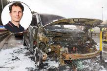 Brandgefahr bei E-Autos - ein neues Problem?