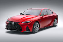 Lexus IS500 F Sport Performance