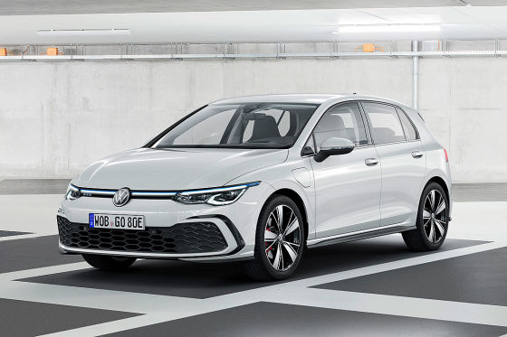 VW Golf 8 VIII GTE  !! SPERRFRIST 24. Oktober 2019  19.30 Uhr !!