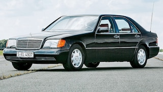 Das macht die Mercedes S-Klasse W 140 zum Klassiker
