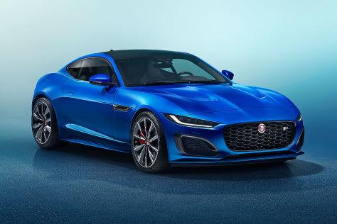Jaguar F-Type !! SPERRFRIST 2. Dezember 2019  21.00 Uhr !!