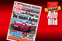 35 Jahre AUTO BILD