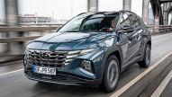 Hyundai Tucson Hybrid: Test, Motor, Preis