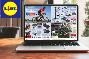 Lidl-Angebot: Fahrradträger