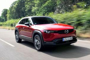 E-Mazda stressfrei im Auto-Abo testen
