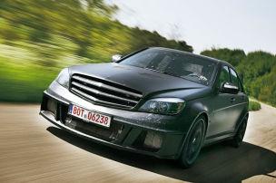 Die sieben st�rksten Mercedes C-Klassen