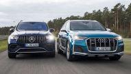 Mercedes-AMG GLE 63 S, Audi SQ7: SUVs im Test
