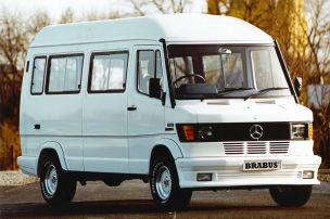 Mercedes T 1: Brabus