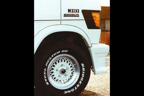 Brabus Mercedes MB 310