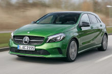 Mercedes A220d 4Matic