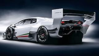 Lamborghini Huracán mit 1200 PS und Straßenzulassung