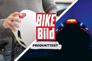 Fahrradhelme: Test