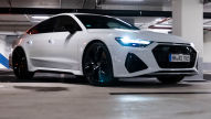 """RS 7 im AUTO BILD-""""Garagen-Check"""""""