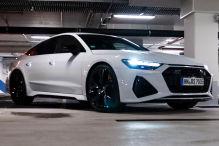 """Der Audi RS 7 im AUTO BILD-""""Garagen-Check"""""""