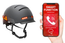 Smartfunktion Helm