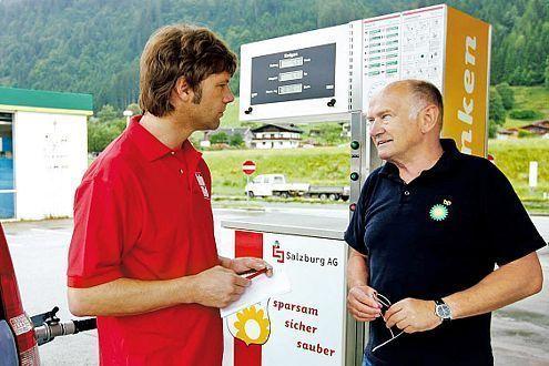 """Pächter Willi Ebster meint: """"Der Nahverkehr sollte zu Gas wechseln."""""""