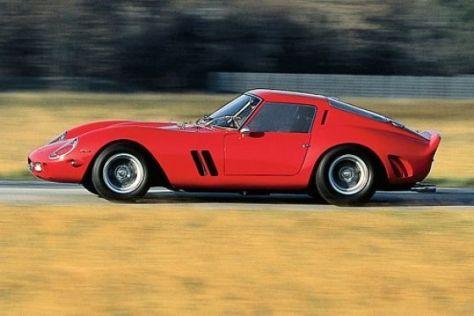 Fahrbericht Ferrari 250 GTO