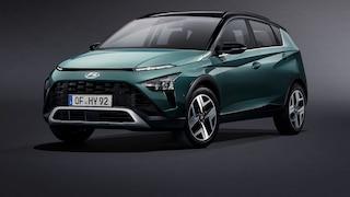 Das ist das neue Kleinwagen-SUV von Hyundai
