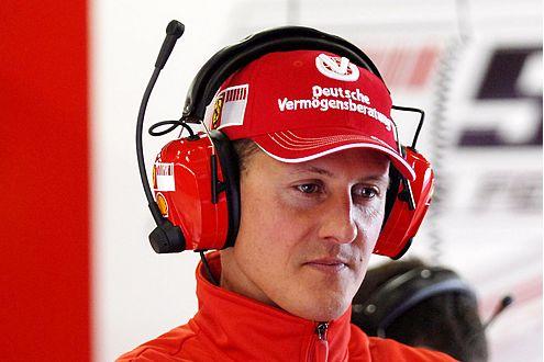 Schumi war der Wunschkandidat von Ferrari-Direktor Jean Todt.
