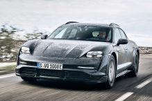 Porsche Taycan Cross Turismo Turbo S