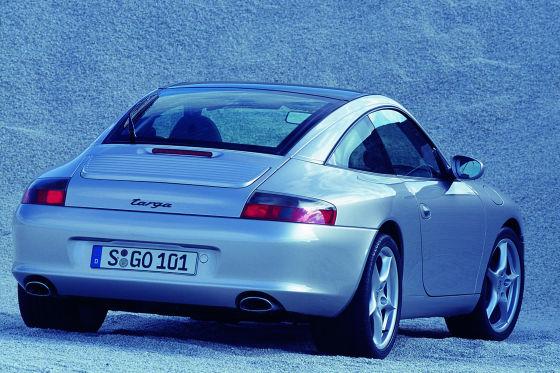 Warum die fünfte Porsche-Generation 996 an Wert zulegt!